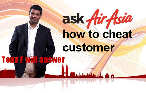 ask cheating airasia